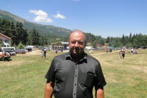 Петър Руйков, председател на ЛРС-Петрич
