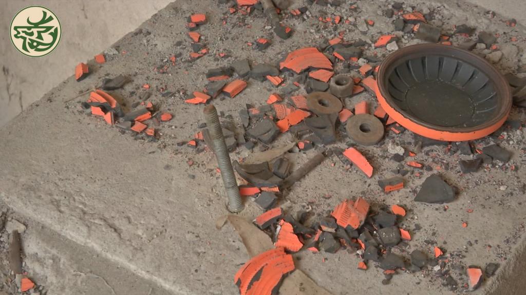 Крадци обраха стрелбището на ЛРС - Елена