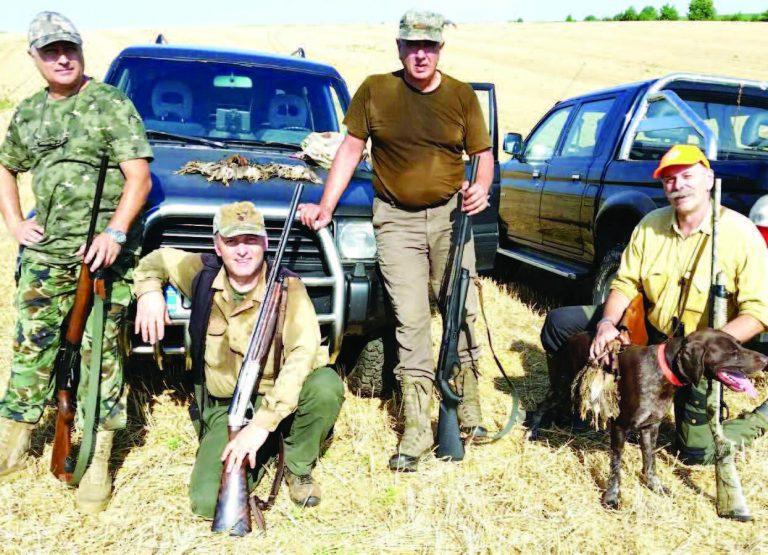 придунавските села лов