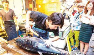 запаси риба тон