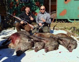 лозево лов
