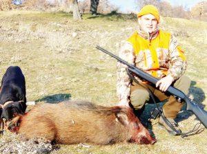 първомай лов