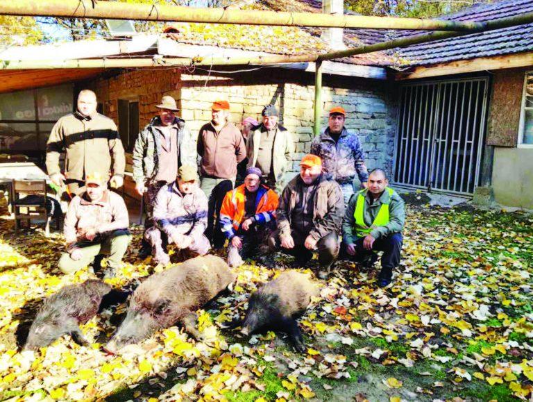 дългопол лов