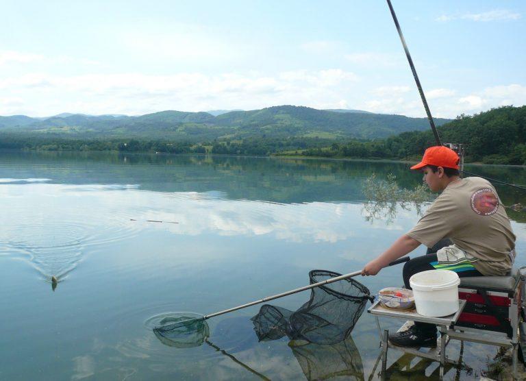 риболов забрана