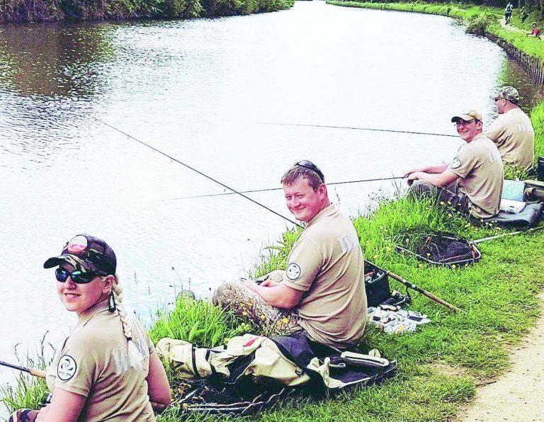англия риболов