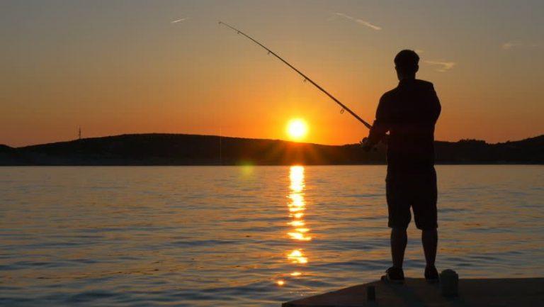 риболов юни
