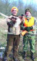 лрс-силистра лов