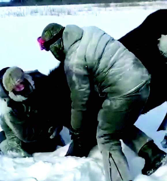 русия бракониерство