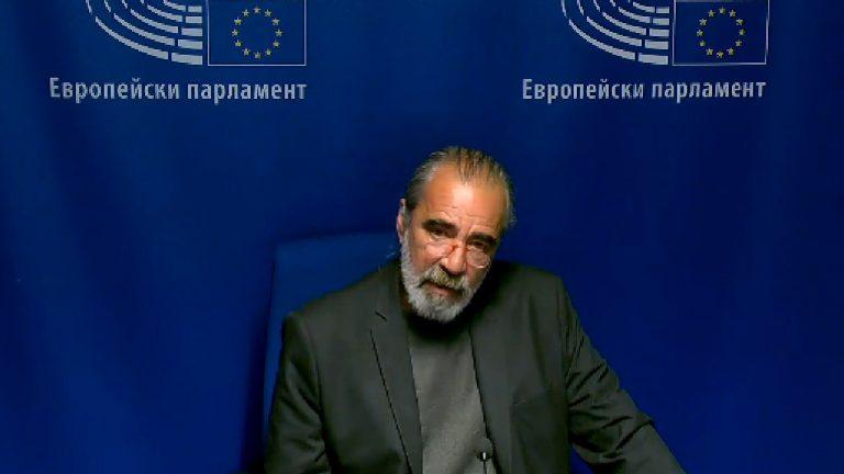 Андрей Слабаков пред ЕП