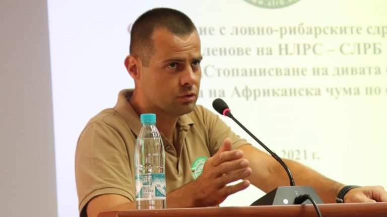 инж. Васил Василев - председател на УС на НЛРС-СЛРБ