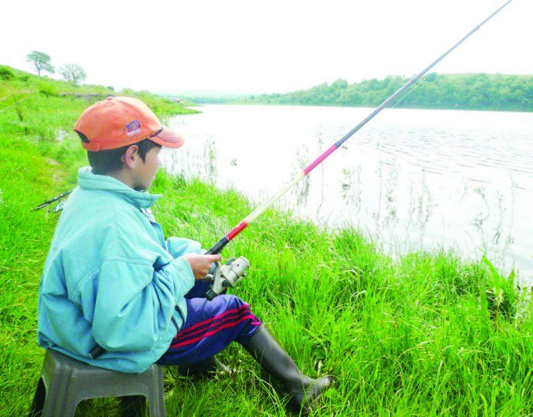 риболов закачки