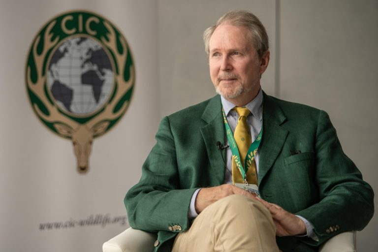 Д-р Филип Хармър - президент на CIC