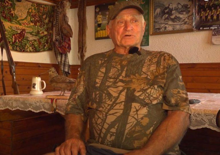 На 91 години си отиде Стамо Стамов, който доказваше, че оловните сачми не са вредни за човека