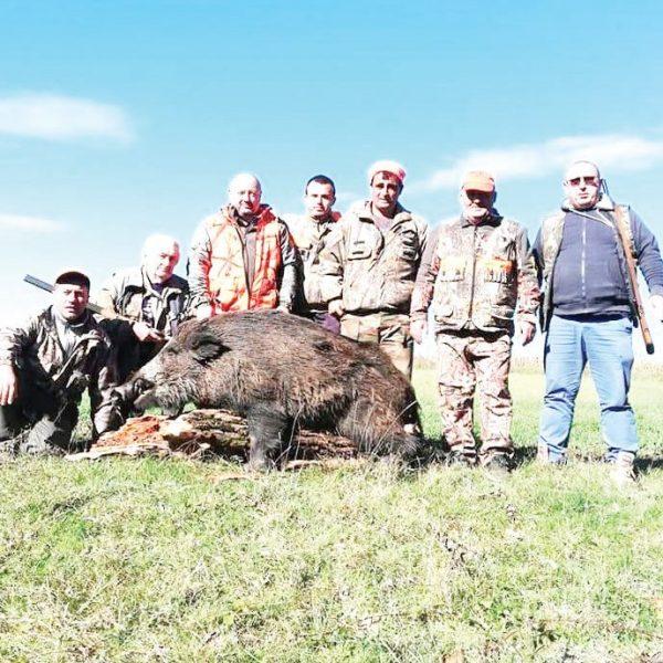 великденче лов